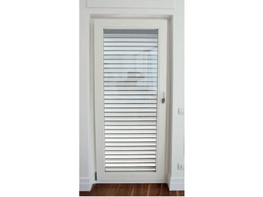 Wooden bottom-hung window LEGNO DESIGN | Bottom-hung window