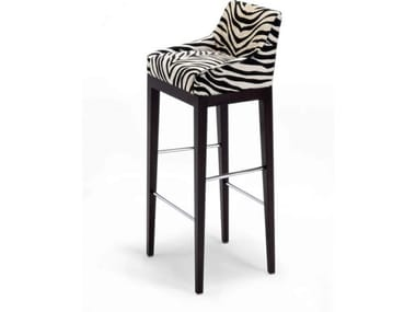 High stool with back FRANKLIN | Stool