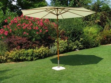 Polyester Garden umbrella BOLSENA