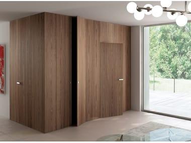 Täfelung / Zimmertür Aus Holz INFINITY SYSTEM TABULA