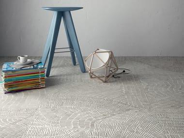 Pavimento in materiali ceramici FOSSIL