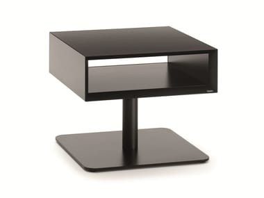 Low bistro side table T-MEETING | Coffee table