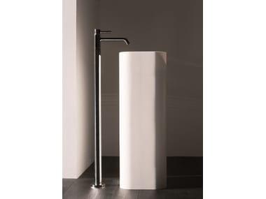 Floor standing single handle washbasin mixer PAN | Floor standing washbasin mixer
