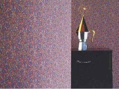 Sound absorbing synthetic fibre wallpaper WALLDESIGN® CHARADE