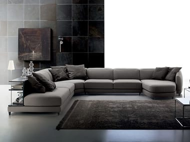 Relaxing sofa with electric motion DUNN | Sofa