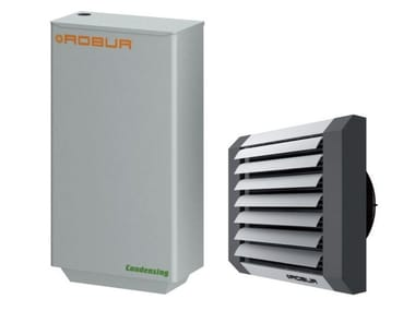 Gas condensation boiler CALDARIA CONDENSING