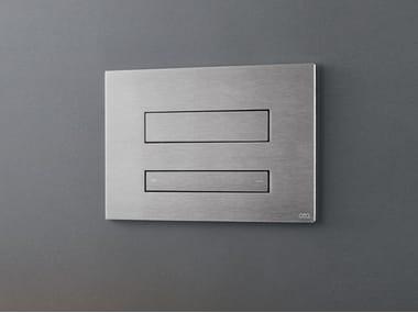 Flush plate PLA 06
