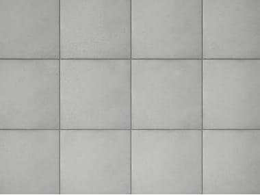 Concrete wall tiles MURUS