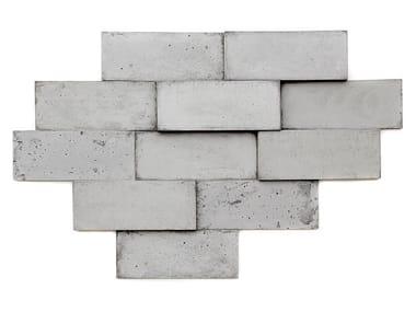 Concrete 3D Wall Cladding PANELO 3D