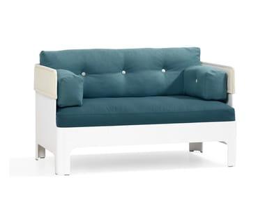 Sofá de tecido KOJA HOTEL