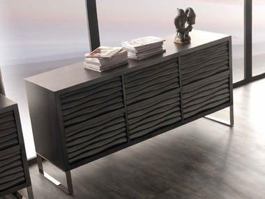 Iron sideboard EBON | Sideboard