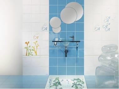 Glazed stoneware wall tiles A BOLHINHAS