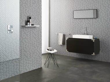 Glazed stoneware wall tiles IMAGINATION
