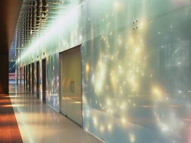 Translucent glass EMALIT SERALIT OPALIT