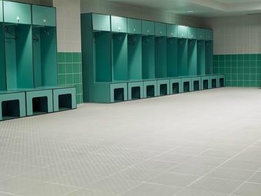Anti-slip porcelain stoneware flooring ANTISLIP PIGMENTO