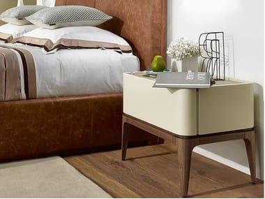 Rectangular bedside table STOCKHOLM | Bedside table