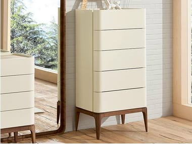 Wooden chest of drawers STOCKHOLM | Chest of drawers