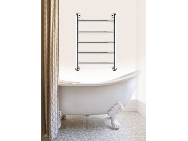 Electric hot-water wall-mounted stainless steel towel warmer REMIND