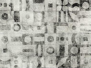 Carta da parati geometrica per esterni BARIO