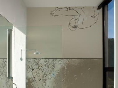 Bathroom wallpaper SPLASH
