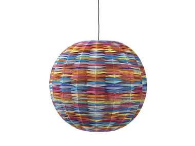 Wool pendant lamp THEA KUTA