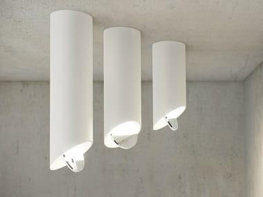 Lampada da soffitto a LED in alluminio ZNOW
