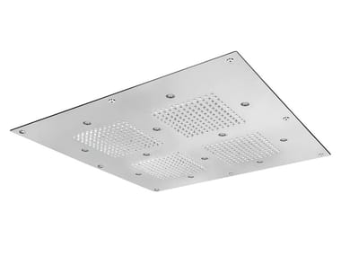 LED built-in overhead shower for chromotherapy SQ0-L3 | Overhead shower for chromotherapy