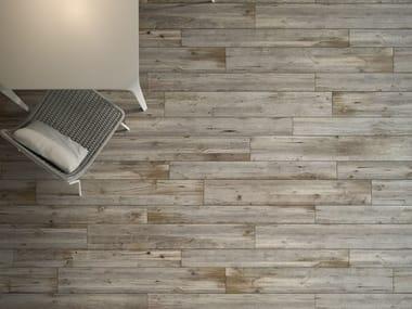 Pavimento in gres porcellanato effetto legno LEGNI HIGH TECH | Quercia Petraea