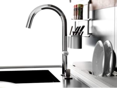 Kitchen mixer tap with aerator URBAN | Kitchen mixer tap
