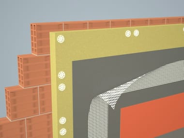 Mesh and reinforcement for plaster and skimming Alternatives to traditional insulation