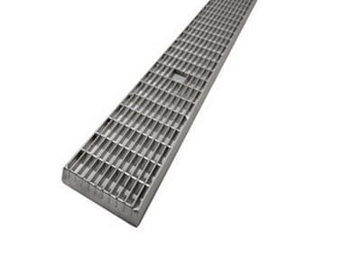 Walkable metal Grille KLB 33x11