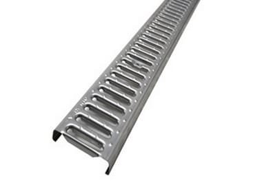 Drive-Over metal Grille KLC