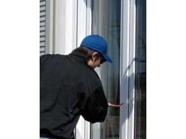Sistema finestra resistente all'effrazione WICLINE Antieffrazione
