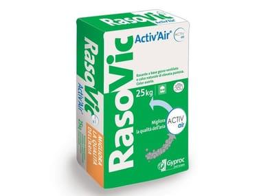 Gypsum plaster RasoVic