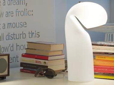 Glass table lamp BISSONA LT