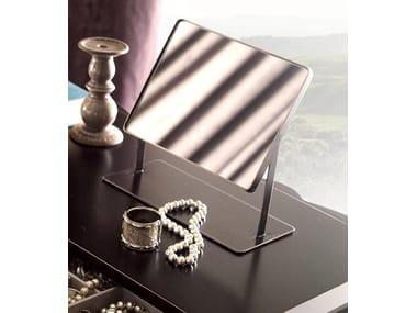 Countertop rectangular mirror QUADRA | Countertop mirror