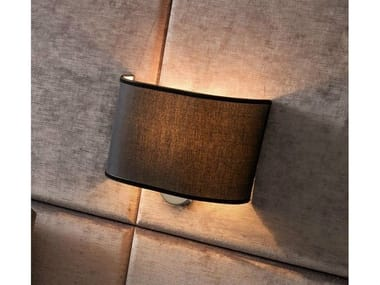 Fabric wall light AIDA | Wall light