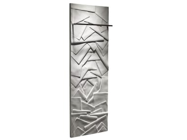 Vertikaler Handtuchwärmer aus Olycale® EDO BAIN