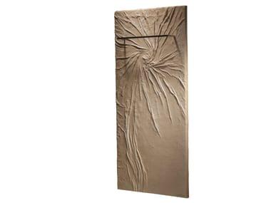 Vertikaler Handtuchwärmer aus Olycale® COSMOS BAIN