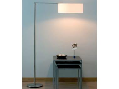 Fabric floor lamp MATRIX P