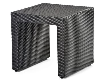 Square garden side table ALTEA   Side table