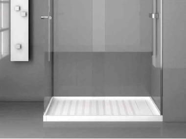 Rectangular Silestone® shower tray KADOR