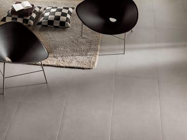 Antibacterial porcelain stoneware wall/floor tiles SILVER GROUND ACTIVE