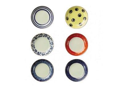 Plates set SALSA