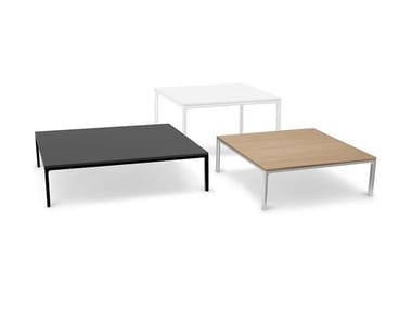 Low square side table RAGLAN | Coffee table