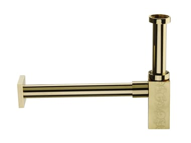 Washbasin brass siphon TWIN DEKORA | Siphon