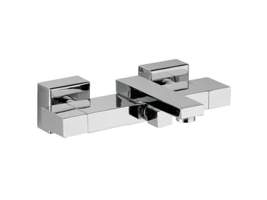 Wall-mounted bathtub mixer TWIN | Bathtub mixer