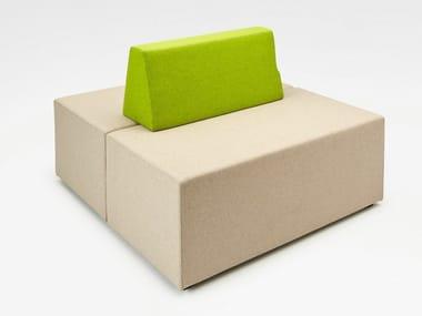 Modular sofa NET.WORK.PLACE   Modular sofa
