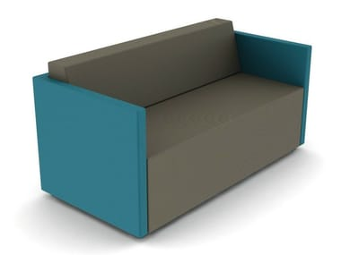 2 seater leisure sofa NET.WORK.PLACE   2 seater sofa