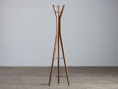Wooden coat stand HANNY | Coat rack